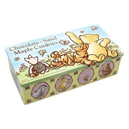 くまのプーさん チョコレートサンドメイプルクッキー お菓子 【ディズニーリゾート限定】