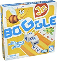 Boggle Jr. Letters; a Preschool Learning Game (1992)