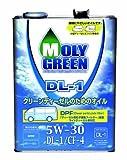 モリグリーン ディーゼルエンジンオイル DL-1 5W-30 DL-1/CF-4 DPF対応 4L [HTRC3]