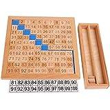 モンテッソーリ 100並べセット Montessori Hundred Board 知育玩具