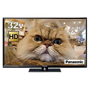 パナソニック 32V型 ハイビジョン 液晶 テレビ VIERA 裏番組録画対応 TH-32E300