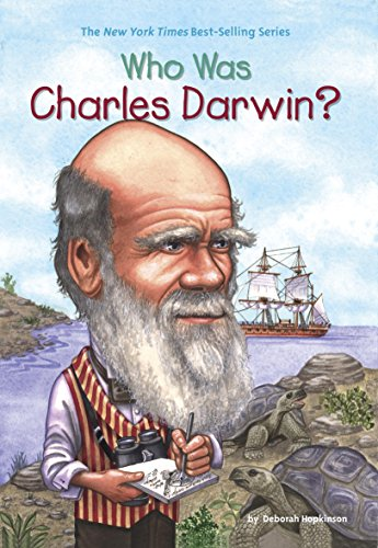 Who Was Charles Darwin? (Who Was?) (English Edition)の詳細を見る