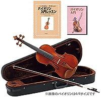【教則本+DVD付7点セット】Carlo giordano VS-2 バイオリンセット サイズ:1/16