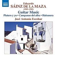 Sainz De La Maza: Guitar Music
