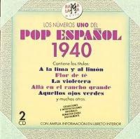 Los Numeros 1 Del Pop Espanol 1940 / Various