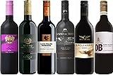 デイリー ミディアムボディ 赤ワイン飲み比べ 6本セット 750ml×6本