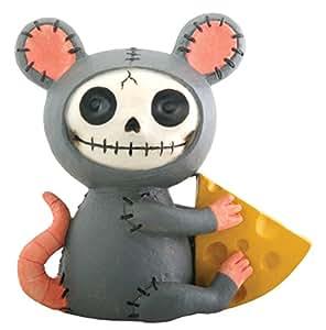 Furry Bones Mouse スカルネズミフィギュア
