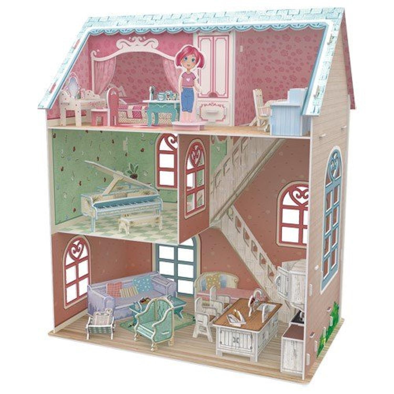 CubicFun 3d Puzzle - pianist's house