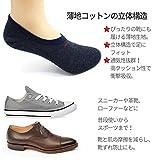 スニーカー (アクアランド) AQUALAND スニーカーソックス フットカバー 浅履き 靴下 コットン 抗菌防臭 レディース5色セット