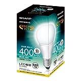SHARP LED電球 ELM 一般電球タイプ E26口金 昼白色相当タイプ DL-LA45N