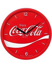 セイコー クロック 掛け時計 コカ・コーラ Coca-Cola アナログ  赤 AC601R SEIKO AC601R