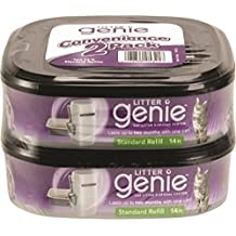 (2) - Litter Genie Refill - 2 Pack