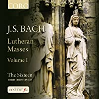 Lutheran Masses 1 by J.S. Bach (2013-10-08)