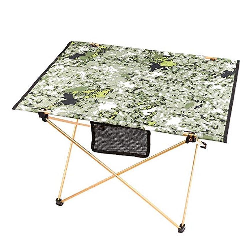 クラッシュカナダアーネストシャクルトンシンプルでライト屋外キャンプテーブルビーチ釣り折り畳みテーブルアルミ合金便利テーブル
