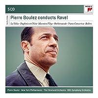 Pierre Boulez conducts Ravel by Pierre Boulez