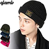 glamb(グラム)Phillip knit cap メンズ ニットキャップ ストリート