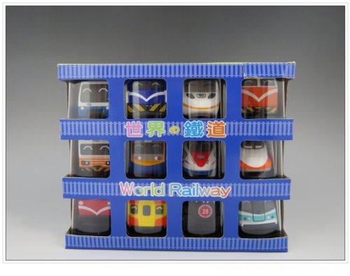 台湾電車 チョロQ 12個セット