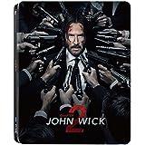 【Amazon.co.jp限定】JOHN WICK 2 / ジョン・ウィック:チャプター2 コレクターズ・エディション 日本オリジナルデザインスチールブック仕様