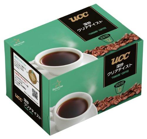 深炒りクリアテイスト Kカップ 90gX8