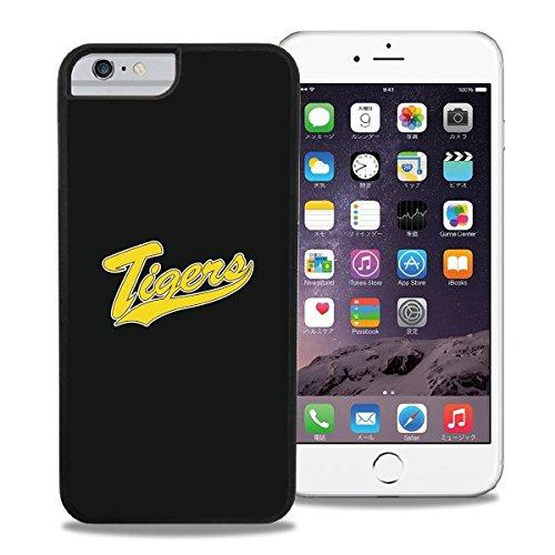 WAYLLY×阪神タイガース ロゴ イエロー iPhone Plus(6/6s/7/8 Plus) 専用ケース [くっつくケース] (ウェイリー)