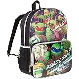 Teenage Mutant Ninja Turtles Large 15 Backpack Out Of The Shadows