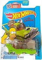 Hot Wheels, 2015 HW City, The Simpsons The Homer Die-Cast Vehicle #58/250 by Mattel [並行輸入品]