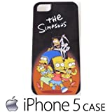 シンプソンズ iPhone5ケース iPhone5sケース【カラー3】iPhone5用
