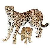 PAPO (パポ社) チーターの親子 【50044】 Wild Animals