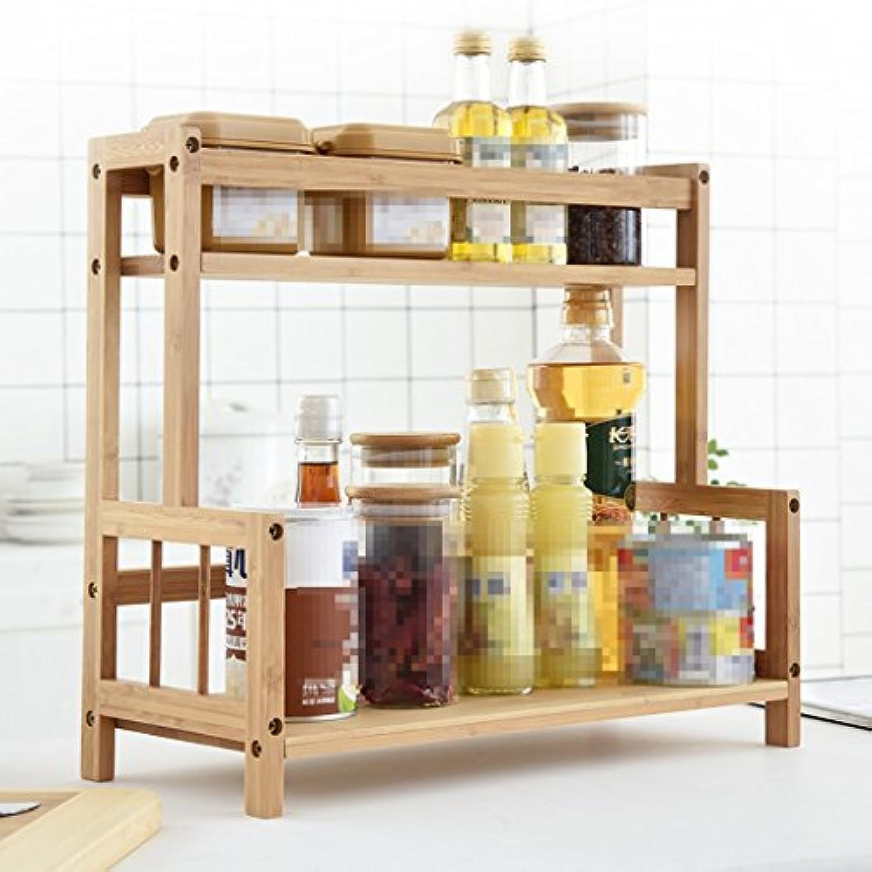 木製調味料棚調味料貯蔵ラック