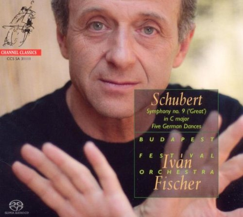 Symphony No.9 Five German Dances