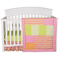 Trend Lab 3 Piece Crib Bedding Set, Savannah [並行輸入品]