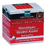 Dilmah(ディルマ) エクセプショナル マハラジャ・リザーブ・アッサム 2g×20P