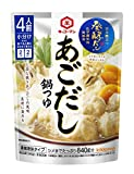 キッコーマン食品 (発酵だし) あごだし鍋つゆ 340g ×4個