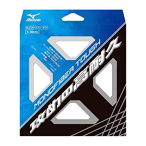 MIZUNO テニス ガット MONOFIBER TOUGH 63JGN501 B00YD2XQAW 1枚目