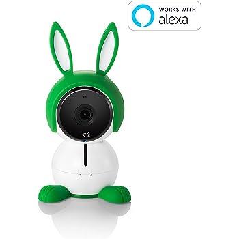 【Works with Alexa】 Arlo ネットワークカメラ ワイヤレス 簡単設置 どこからでも見れる 高機能見守りカメラ Arlo Baby 本体 ABC1000-100JPS