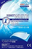 28歯のホワイトニングストリップ - プロフェッショナル品質 - 28 Teeth Whitening Strips NEW Non-Slip Tech | Lovely Smile Premium Line Professional Quality - Teeth Whitening Kit - Tooth Whitening - Express Whitening - Whiter Teeth