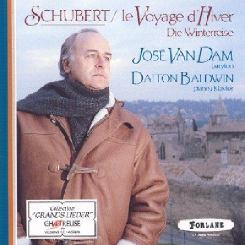 Schubert / Le Voyage d'Hiver - Die Winterreise