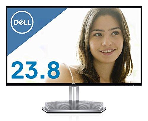 Dell ディスプレイ モニター S2418H 23.8インチ/フルHD/IPS非光沢/6ms/VGA,HDMI/sRGB99%/FreeSync/12Wスピーカ/3年間保証
