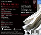 Albinoni: Opera Arias & Concer