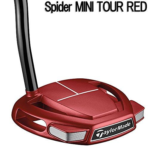 TAYLOR MADE(テーラーメイド) 2018 Spider MINI TOUR RED パター メンズゴルフクラブ 右利き用