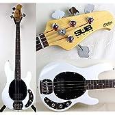 Sterling by Music Man S.U.B. SERIES Ray4 White