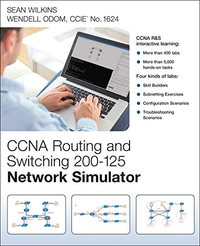 Download CCNA Routing and Switching 200-125 Network Simulator 0789757761