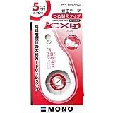 トンボ鉛筆 修正テープ MONO CX5 CT-CX5