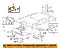 Honda Genuine 83240-SNA-A11YA Grab Rail Assembly [並行輸入品]