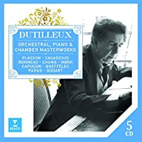 Orchestral Piano & Chamber Master Works