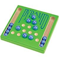 Pyramid Solitaire Marble Game