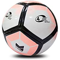 Cangad サッカーボール4号練習球(小学生競技用球) 防水 PU合成皮革 耐摩耗