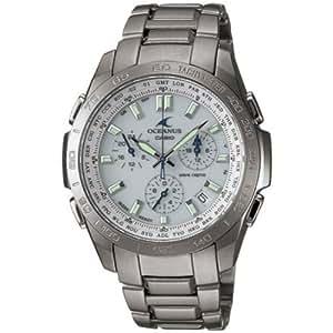 [カシオ]CASIO 腕時計 OCEANUS オシアナス タフソーラー 電波時計 クロノグラフ OCW-600TDJ-7AJF メンズ
