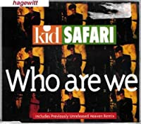 Who are we [Single-CD]