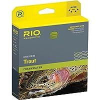 RIO Products メインストリーム フローティング フライフィッシングライン
